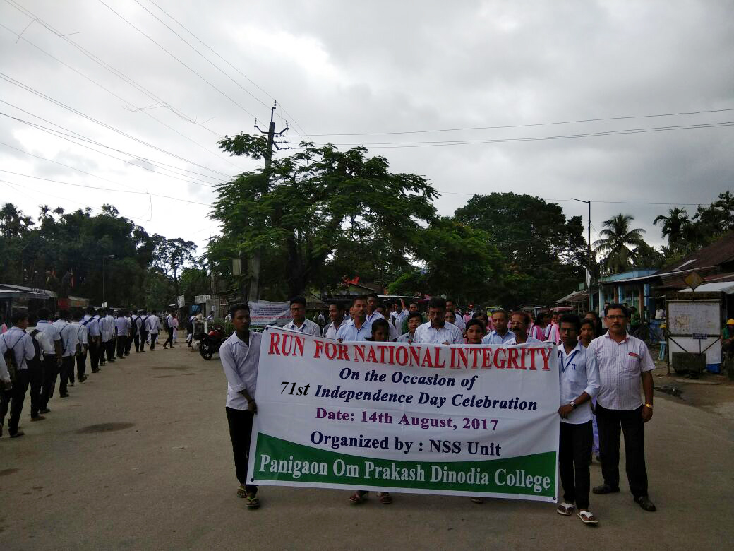 Run for national integrity (2)